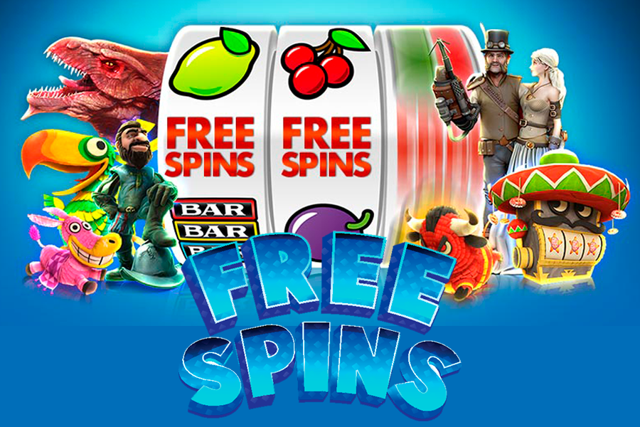 Canadian casino free spins