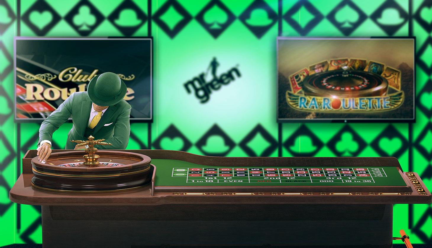 mr green online live casino